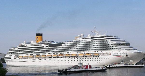 """Das erste mal auf Costa - eine neue """"Liebe"""" oder ist die Schiffsbesichtigung gleichzeitig Anfang und Ende"""