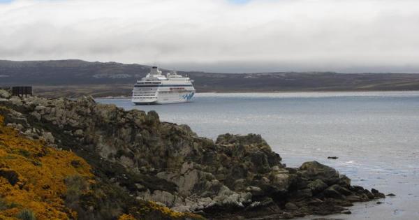 Port Stanley, Falklandinseln - let's go - nun wird es very nice and very british