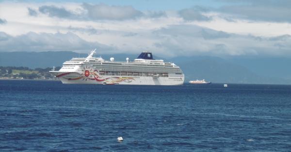 Tag 6 - Puerto Montt unser zweiter chilenischer Hafen der Reise