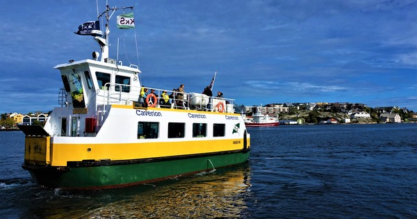 """Unsere Reise in die """"Fjorde Norwegens 2"""" vom 04. bis 15. September 2018 mit AIDAvita – Tag 8: Kristiansund"""