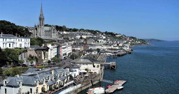 """Unsere Reise nach """"GB & IRL 2"""" vom 05. bis 19. Mai 2017 mit AIDAvita – Tag 5: Seetag & Tag 6: Cobh/Cork"""