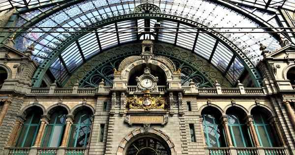 "Unsere Reise nach ""GB & IRL & F & B"" vom 27. April bis 11. Mai 2018 mit AIDAvita – Tag 12 & Tag 13: Antwerpen, Tag 14: Seetag"