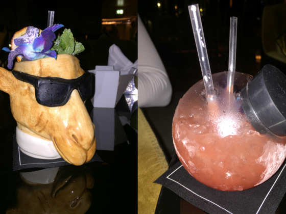 Cocktails im Gold in 27