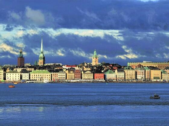 09.10.2017 - heute vor 3 Jahren mit AIDAvita in Stockholm