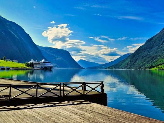 Traummodus: Norwegen & Ocean Bar
