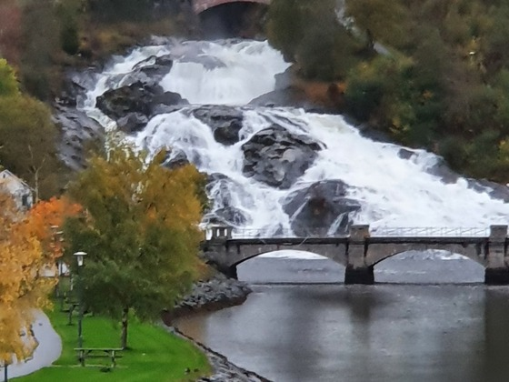 Hellesylt / Norwegen