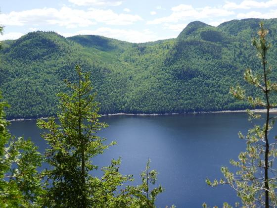 Saguenay NP - So stellt man sich Kanada vor :)