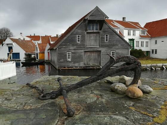 Ein schönes Plätzchen in Skudesneshavn