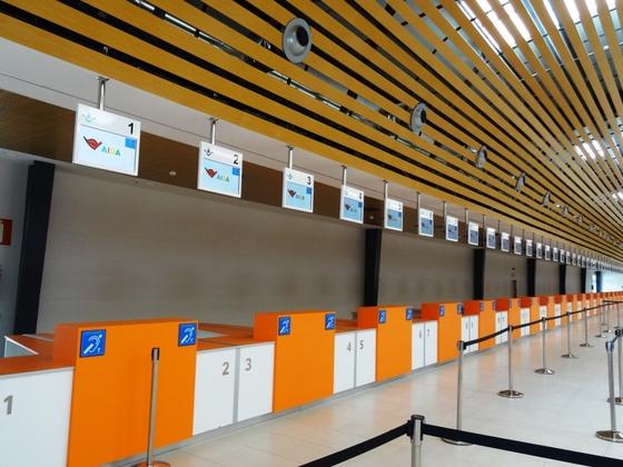 """Neues """"AIDA"""" -Terminal in Santa Cruz de Tenerife, 29.12.2018"""