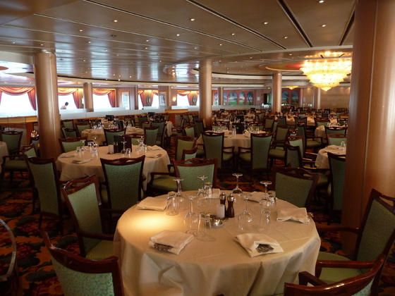 Norwegian Sky - Bedienrestaurant