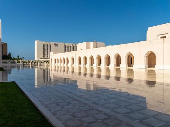 Muscat - Royal Opera House