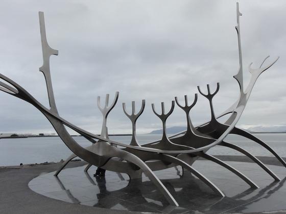 Solfar, Reykjavik
