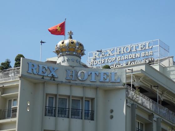 Hotel Rex, Ho-Chi-Minh-City (Saigon), Vietnam