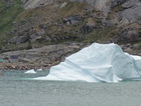 Vor Aappilattoq/Grönland