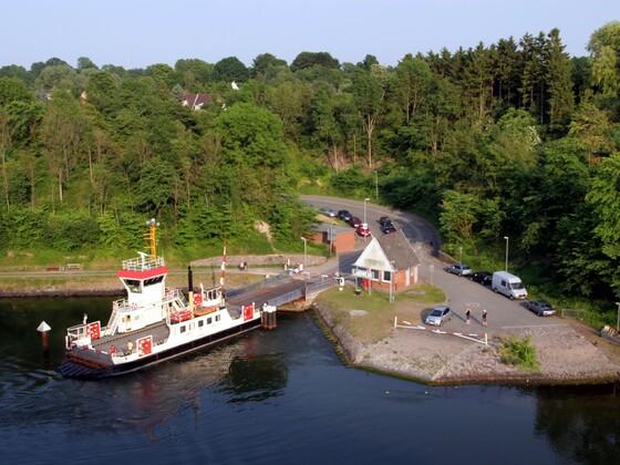 Nordostseekanalfähre