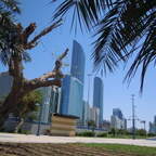 Aabu Dhabi Corniche