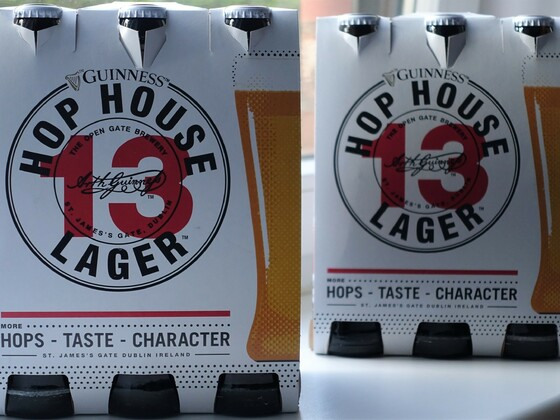 13 Hop House Lager