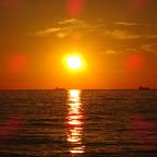 4_Strand in Warnemünde - ein Blick aufs Meer