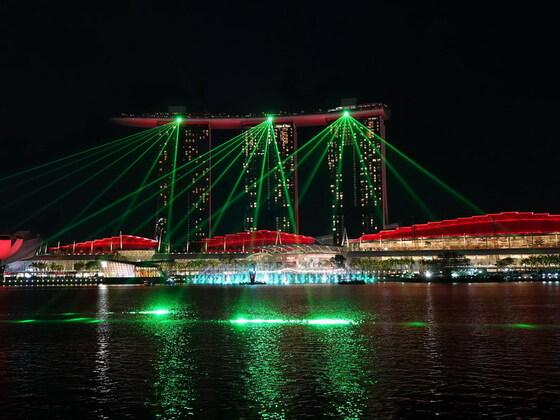 Singapur - Das Marina Bay Sands Hotel (2) 18.02.19