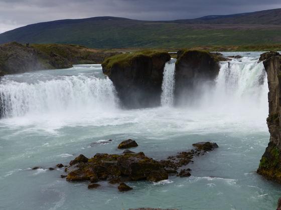 Island - der Gödafoss