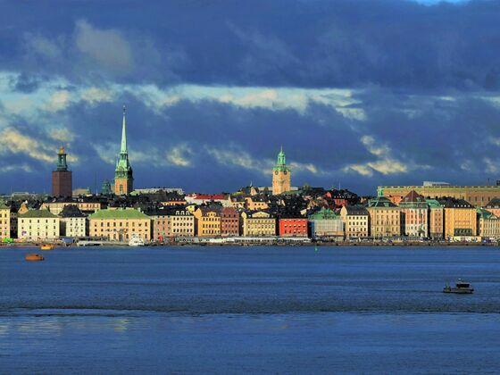 Stockholm im Oktober