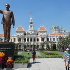 Ho-Chi-Minh, Ho-Chi-Minh-City (Saigon), Vietnam