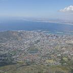 Kapstadt - Blick vom Tafelberg