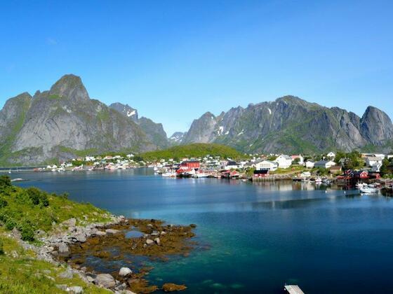 Fahren wir doch ´mal nach Norwegen - am liebsten nach Reine!