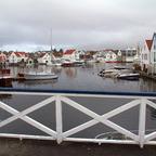 Skudeneshavn - die weiße Stadt
