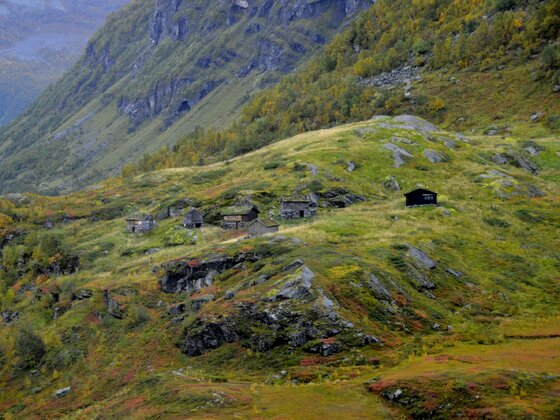 Reise  17.bis 27.09.2018 Norwegen