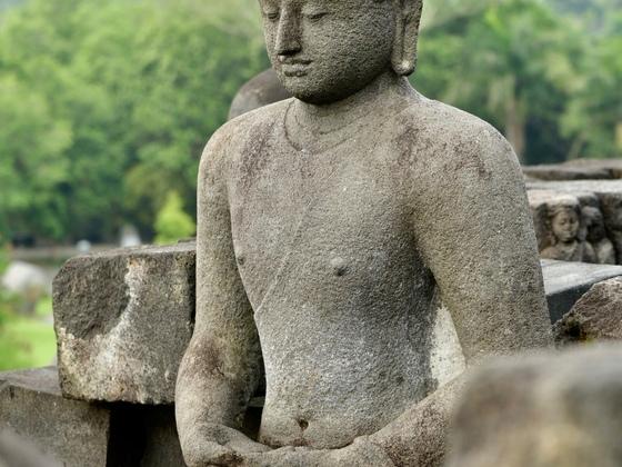 Java, Borobudor