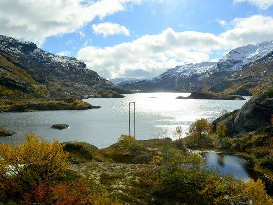 Reise Aida Sol   17.bis 27.09.2018 Norwegen