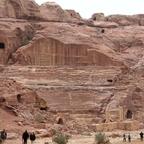 """Petra, das """"Römische Theater"""""""