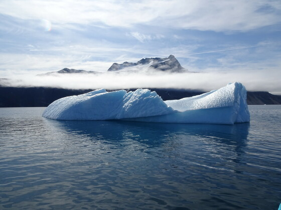 Eisberg zum Anfassen