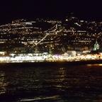 Auslaufen von Madeira