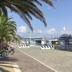 AIDAnova im Hafen von La Spezia bei herrlichem Wetter