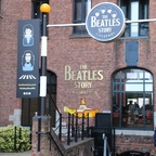Das Beatles-Museum in Liverpool