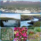 Akureyri - Godafoss und botanischer Garten