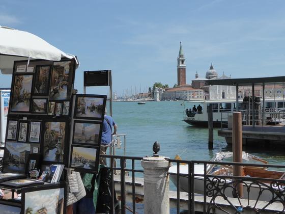 14.5.2017 Venedig mit AIDA Blu