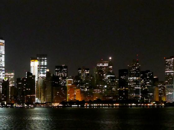 Einlaufen New York