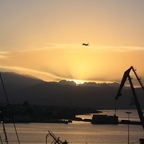 Sonnenuntergang Heraklion