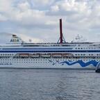 Die Cara verlässt Hamburg am Sonntag