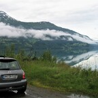 Norwegen Tour mit dem Mini