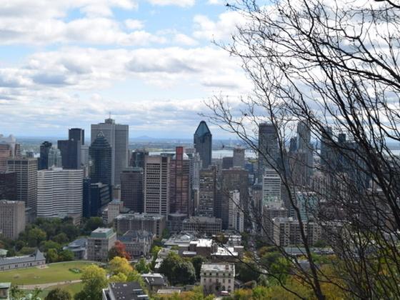 AIDAdiva in Montreal