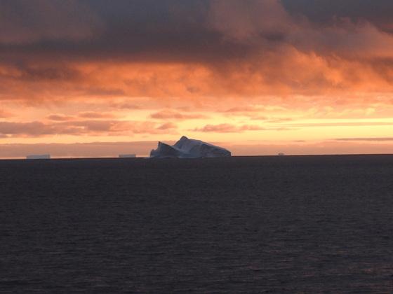 Grönland auf dem Weg nach Qaqortoq