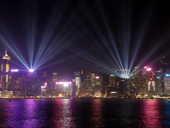 Hongkong - Symphony of Lights