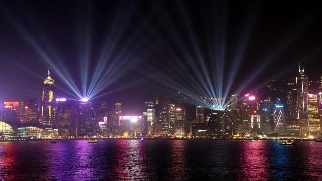 Hongkong - Symphony of Lights