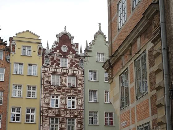 36_Danzig - Fassaden