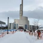 Nordlichtkathedrale Alta