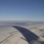 Weiterflug nach Oakland